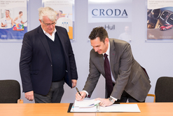 OSL Consulting Appointed as Adviser to Croda in Operation Expansion
