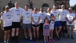 Running Through Hull's Streets to Help Children in Africa